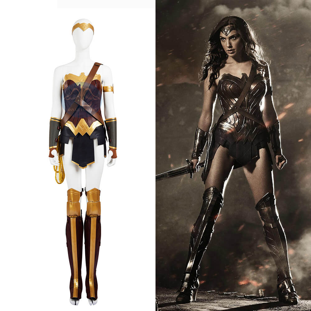 Wonder Woman Costume Diana Princess Cosplay Costume Wishiny