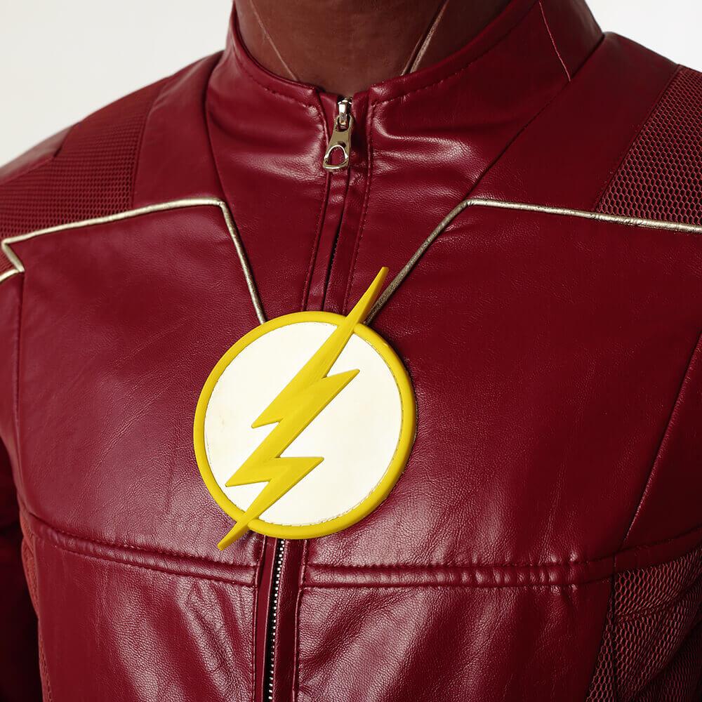 The Flash Season 4 Barry Allen Cosplay Costume