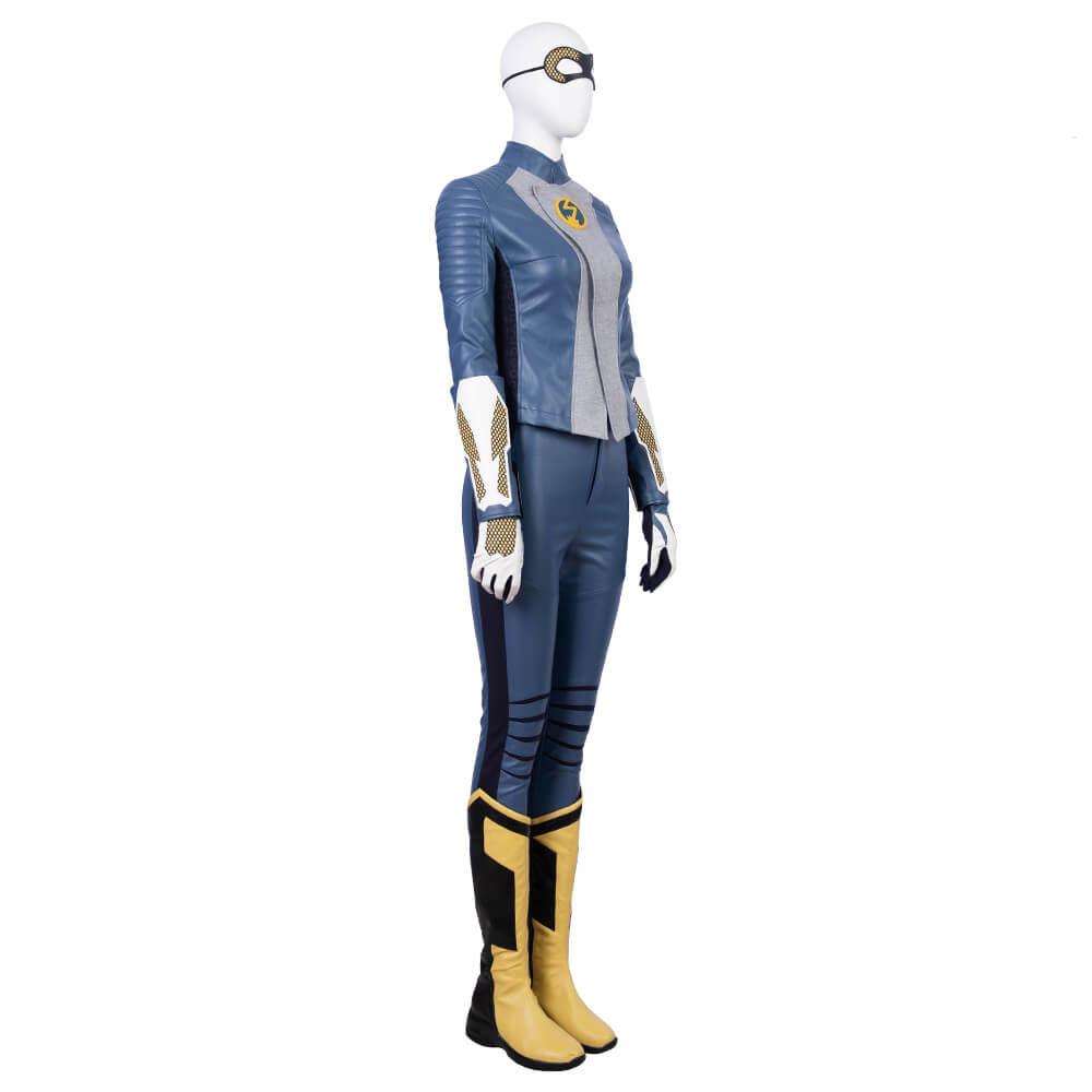 The Flash Season 5 Barry Allen Cosplay Costume Flash Nora Cloth