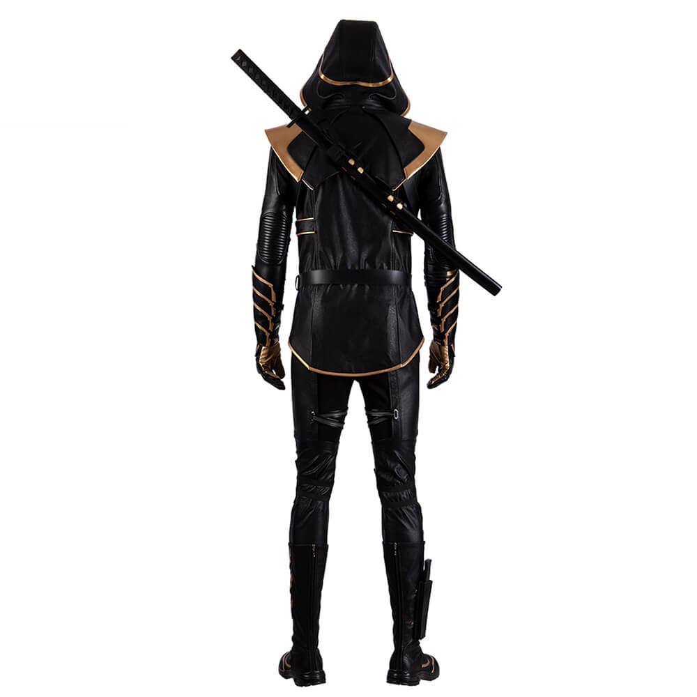 Endgame Hawkeye  Costume Cosplay  Clinton Francis Barton Jacket