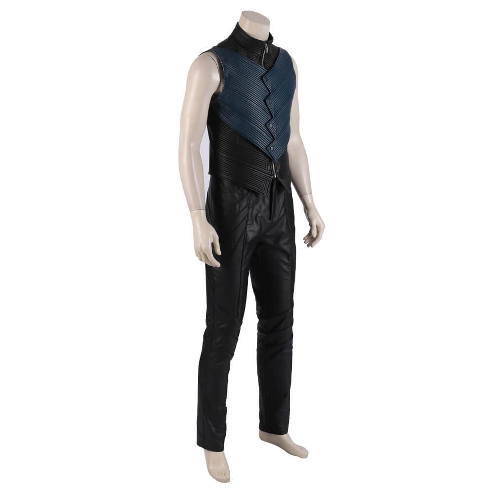 DMC 5 Vergil Cosplay Costume Devil May Cry Jacket