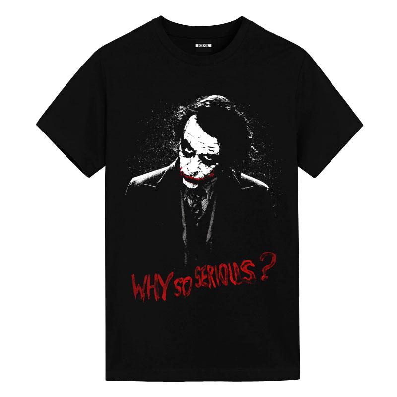 Batman Joker Shirt Marvel Merch