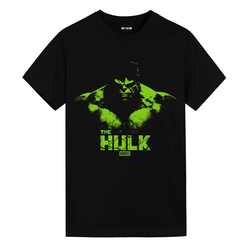 Quality Hulk Tshirts Marvel Superhero T Shirts