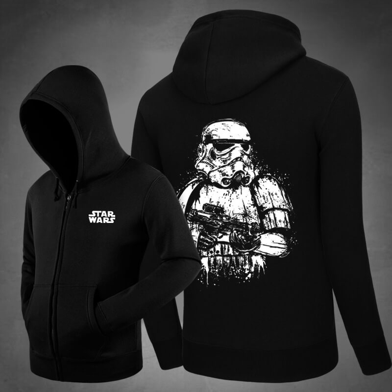 <p>Star Wars Sweatshirt Movie XXXL Hoodie</p>