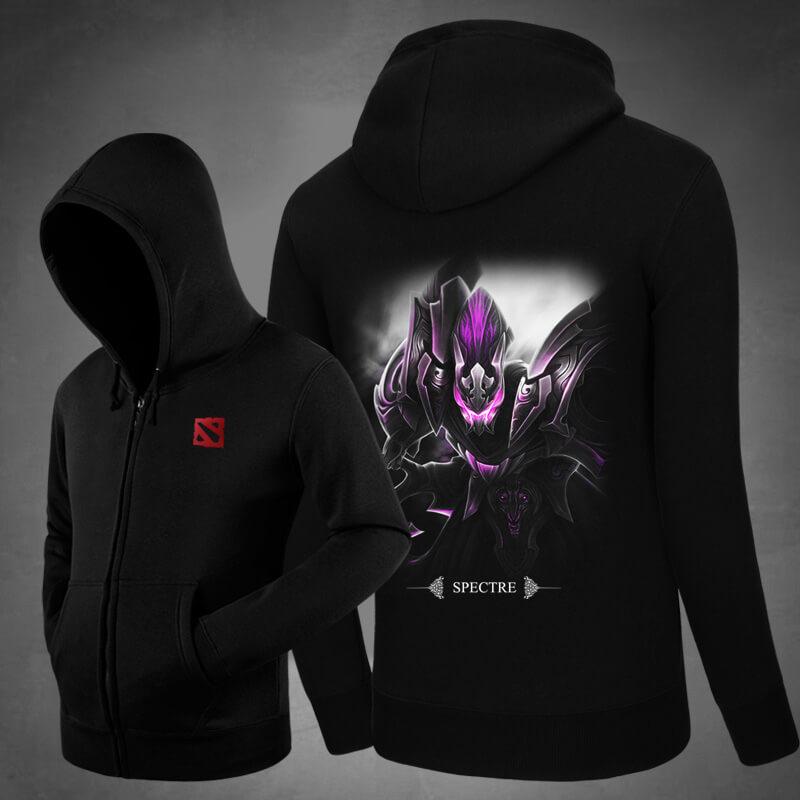 <p>DOTA 2 Hoodies Blizzard Spectre Coat</p>