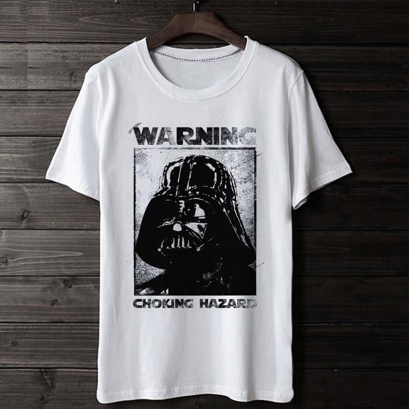 <p>Star Wars Tee Cotton T-Shirts</p>