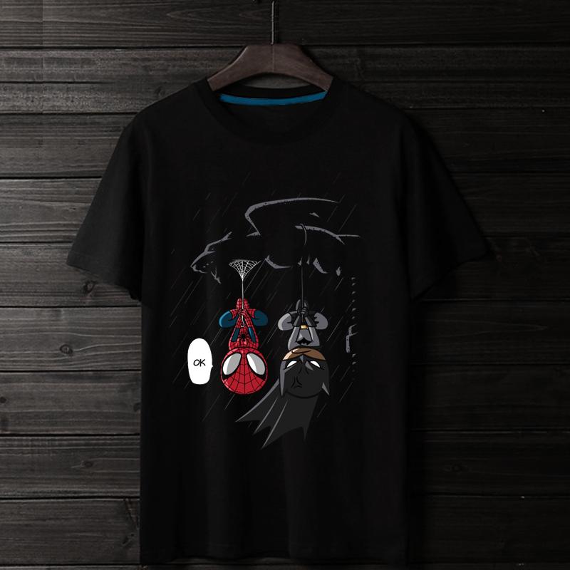 <p>Personalised Shirts Superhero Spiderman T-Shirts</p>