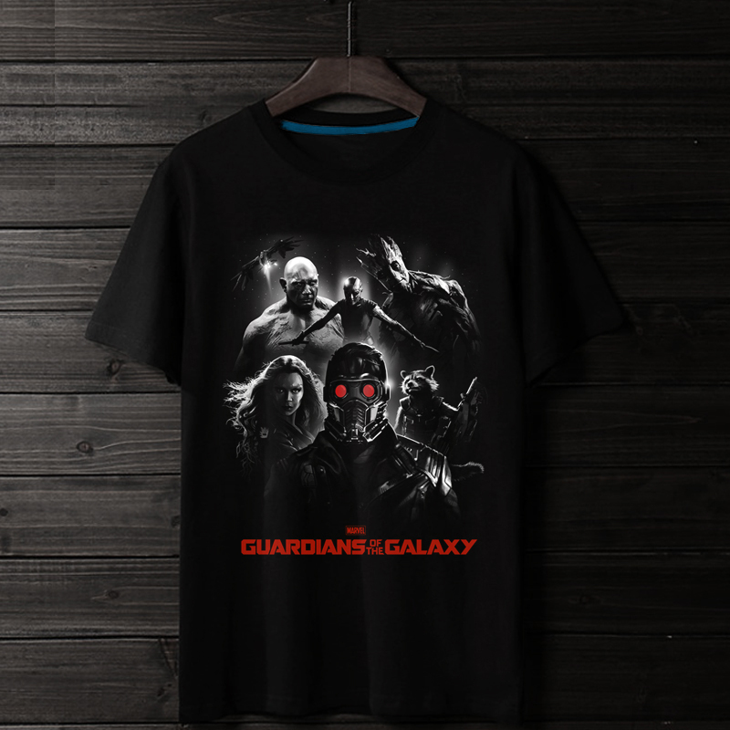 <p>Guardians of the Galaxy Tee Hot Topic T-Shirt</p>