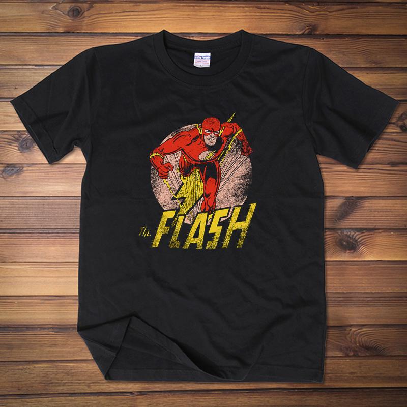 <p>The Flash Tees Marvel Superhero Cool T-Shirts</p>