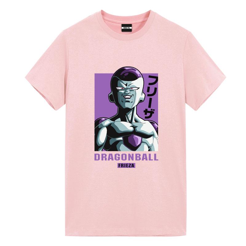 Frieza Tee Dragon Ball Anime Couple Shirts