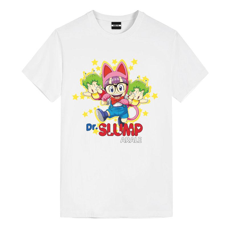Dr. Slump Tees Anime T-shirt for Boy