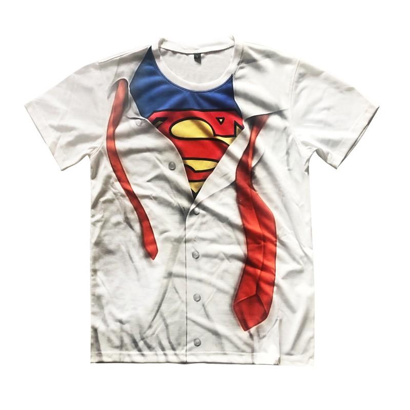 <p>XXXL Tshirt Superman T-shirt</p>