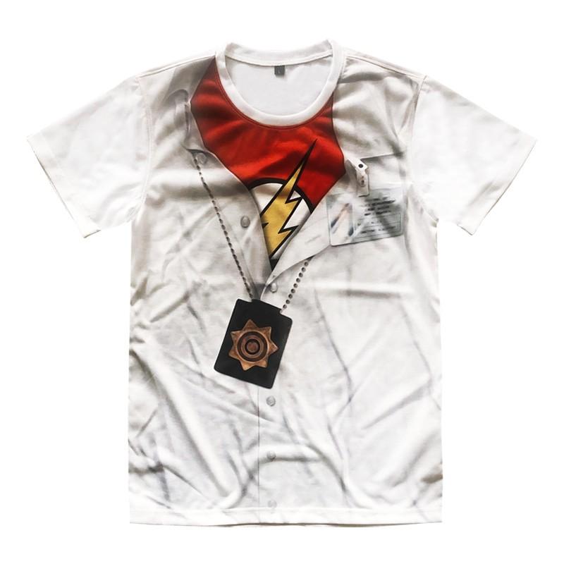 <p>Marvel The Flash Tees Quality T-Shirt</p>