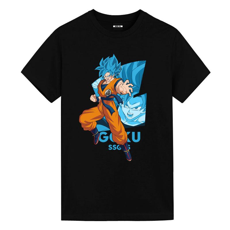 Kakarotto Tee Shirt Dragon Ball Dbz Cool Anime Shirts