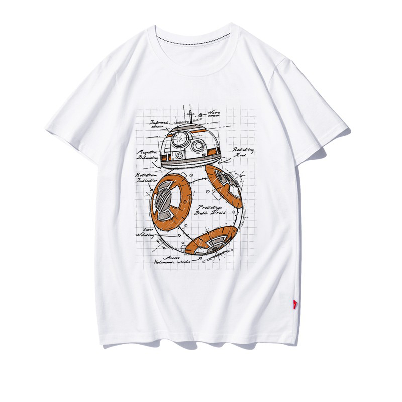 <p>Star Wars Tee Cotton T-Shirts</p>
