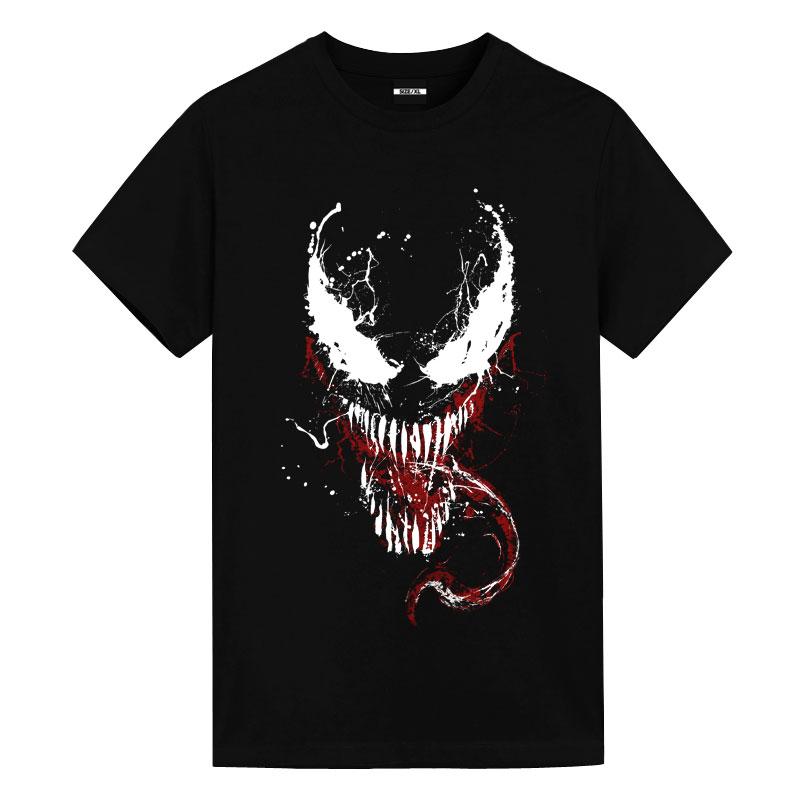 Venom Spiderman Tshirts Marvel Father'S Day Shirt