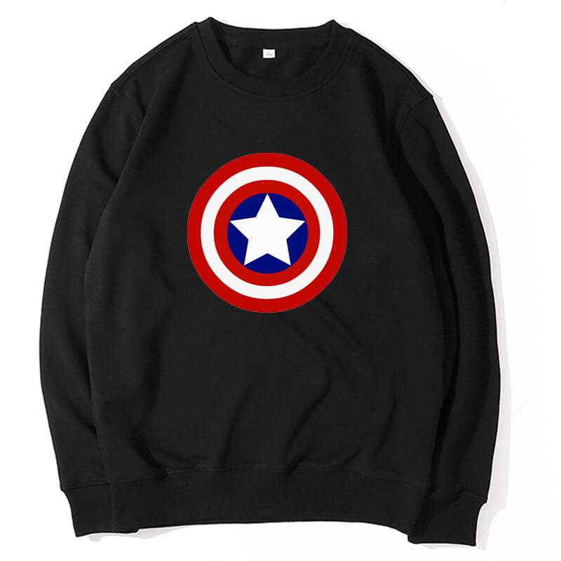 <p>XXL Sweatshirt The Avengers Captain America Sweater</p>