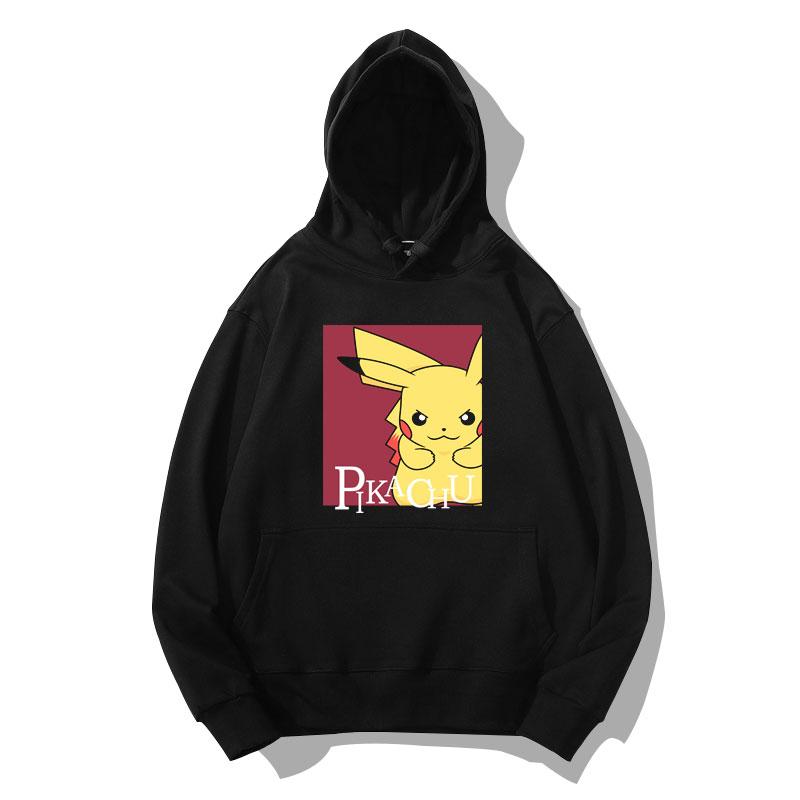 Lovely Pokemon Pikachu Sweater Hoodie