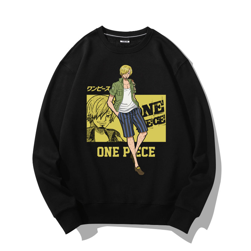Vinsmoke Sanji Tops One Piece Hoodie