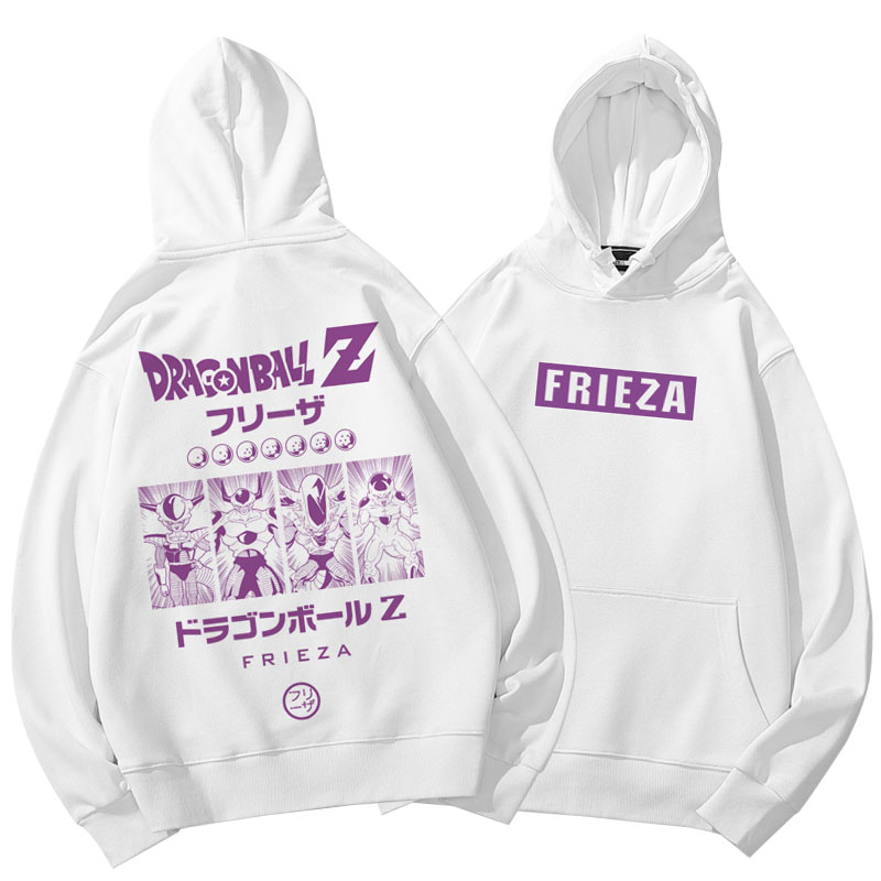 Frieza Jacket Dragon Ball Hoodies