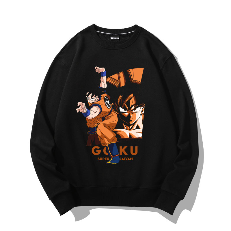 Dragon Ball Goku Sweater Hoodie