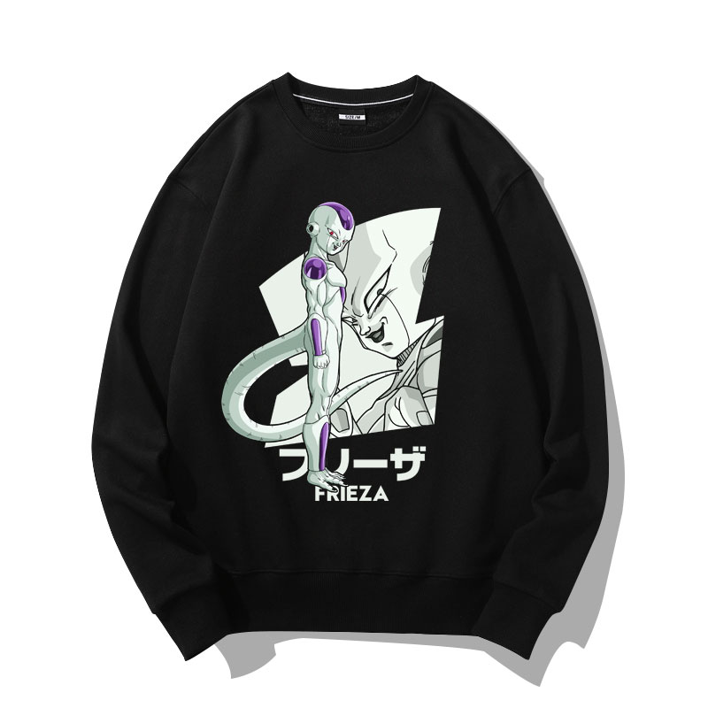 Dragon Ball Frieza Sweater Hoodie