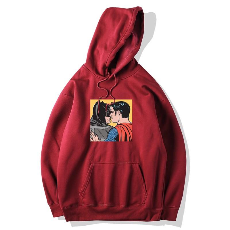 <p>Marvel Superhero Superman Hooded Coat Personalised Hoodie</p>