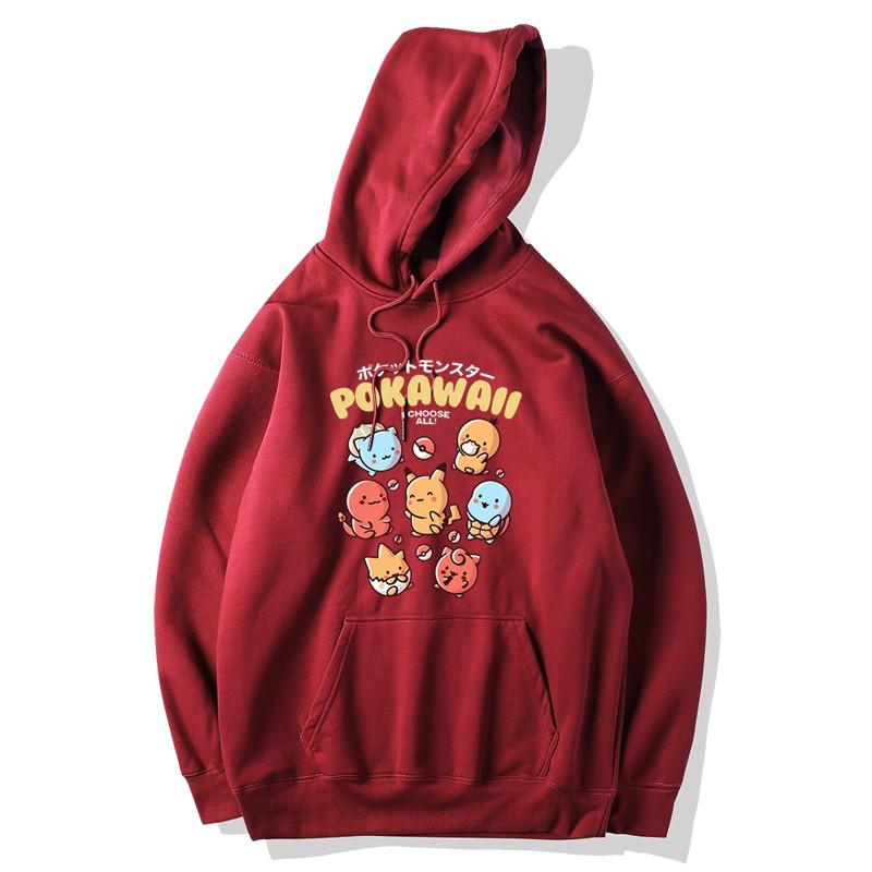 <p>Pikachu Hoodies Quality Jacket</p>