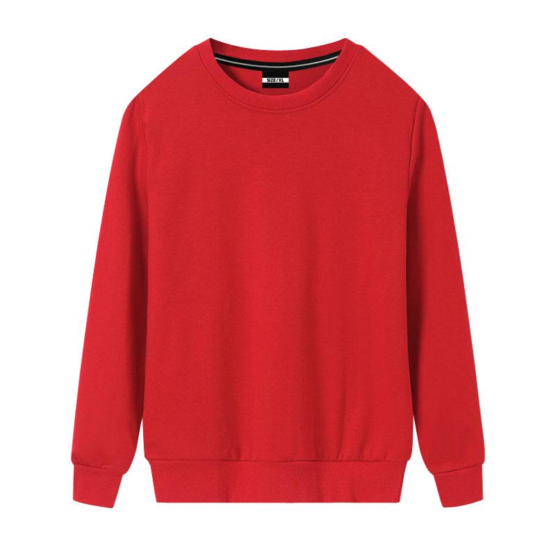 Qualtiy Solid Color Sweatshirt Coat