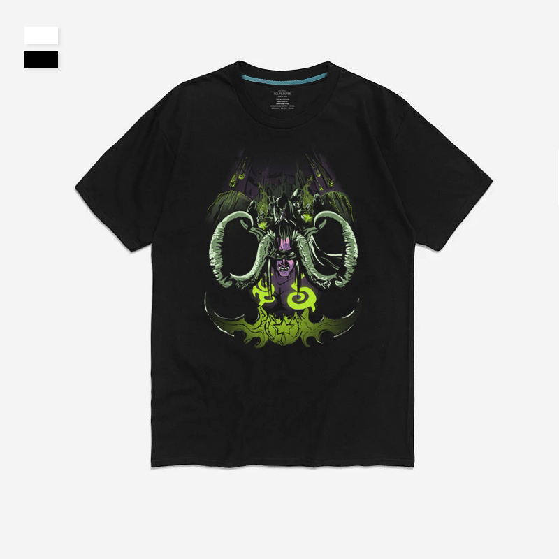 <p>Blizzard World of Warcraft Tees Quality T-Shirt</p>