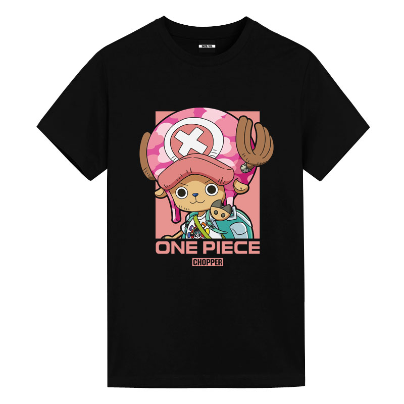 One Piece Tony Tony Chopper Tees Cheap Anime T Shirts