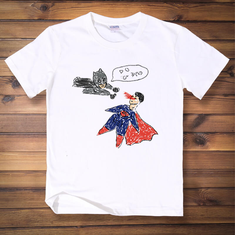 <p>Personalised Shirts Marvel Superman T-Shirts</p>