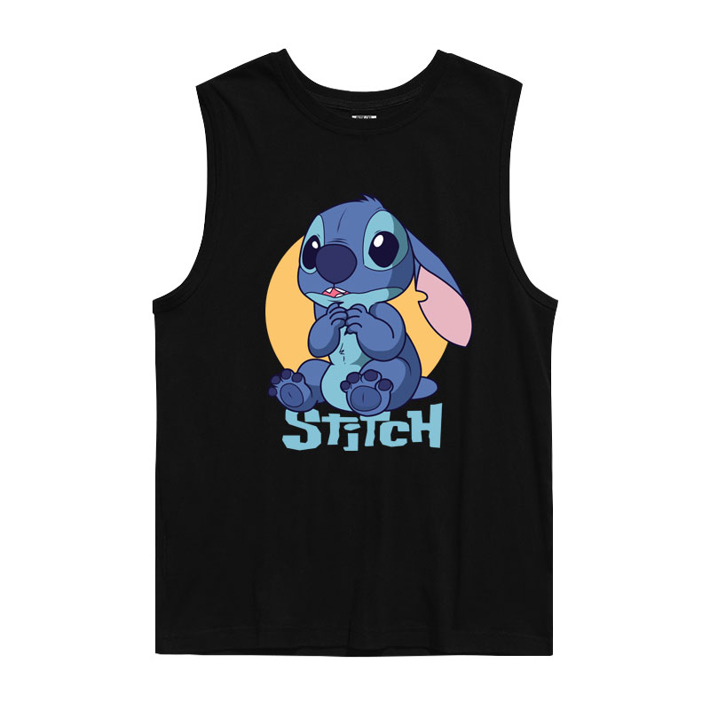 Tom and Jerry smiley Tank Tops Tshirts Best Anime T Shirts