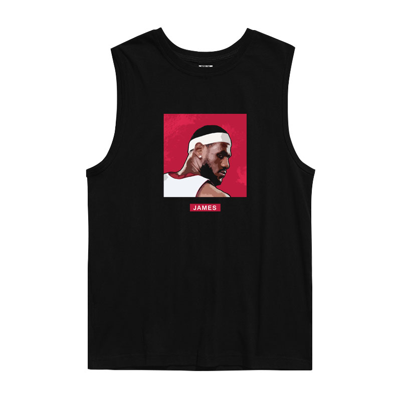 LeBron James Tank Tops T-Shirts