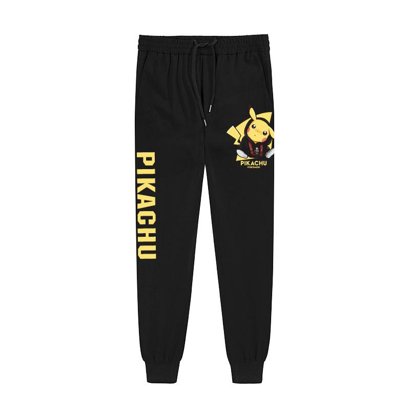 Pokemon Pikachu Pants Sports Trousers