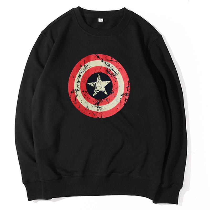 <p>XXXL Sweatshirts The Avengers Captain America Jacket</p>