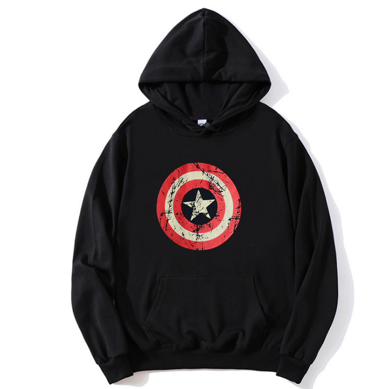 <p>The Avengers Captain America Sweatshirts Personalised Sweater</p>