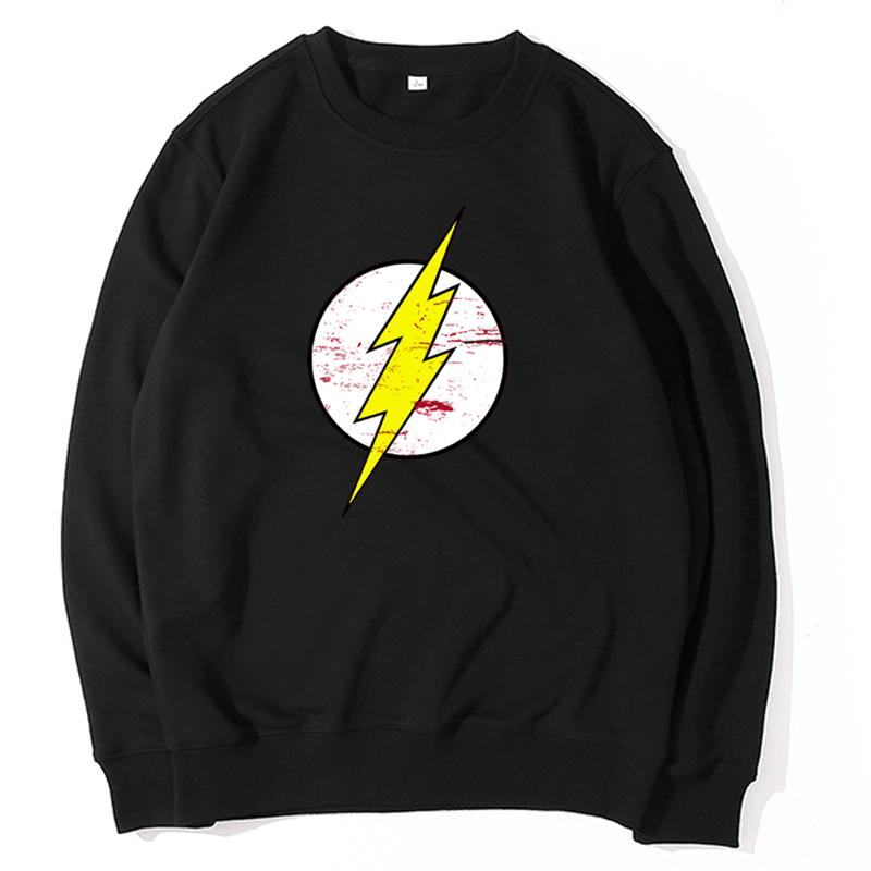 <p>The Flash Sweatshirts The Big Bang Theory XXL Tops</p>