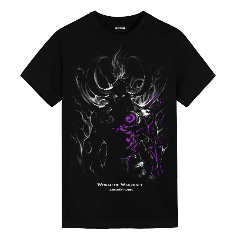 World of Warcraft Illidan T-Shirts