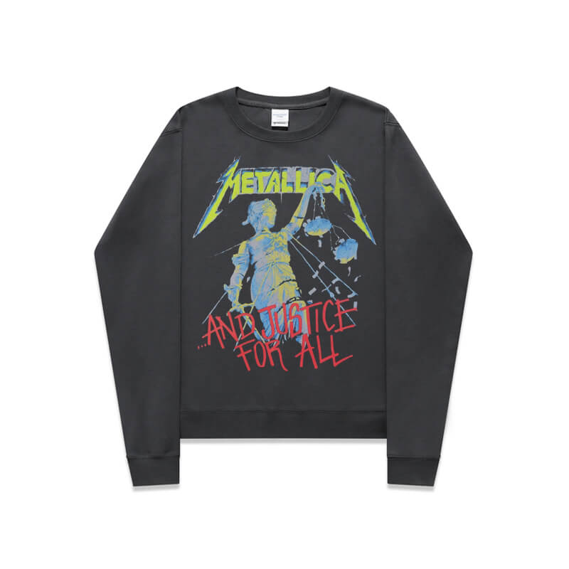 <p>Cotton Coat Rock N Roll Metallica Hoodies</p>