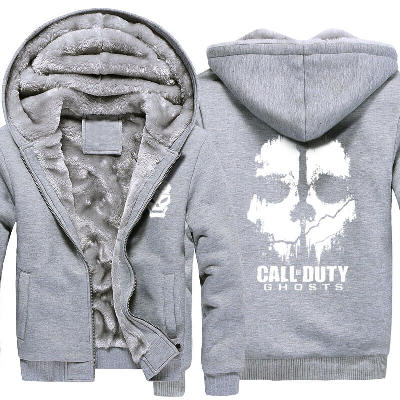 Call of Duty COD Winter Warm Hoodies
