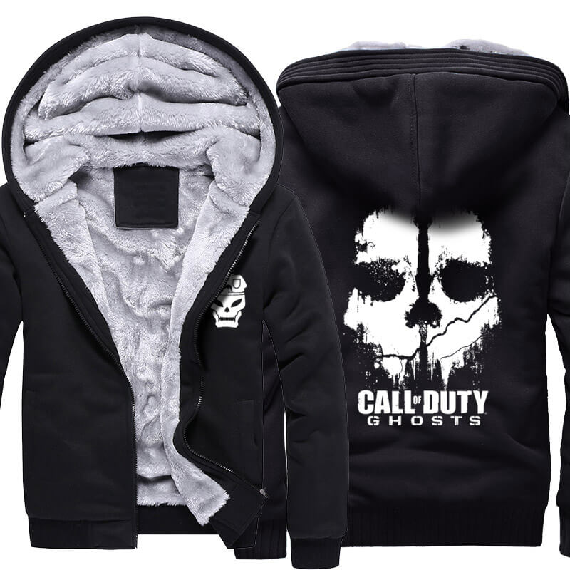 Call of Duty COD Winter Warm Hoodies
