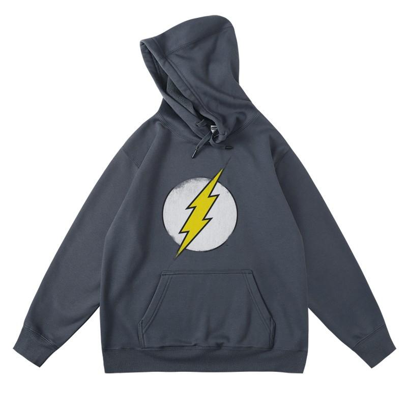 <p>The Flash Tops Personalised Hoodies</p>