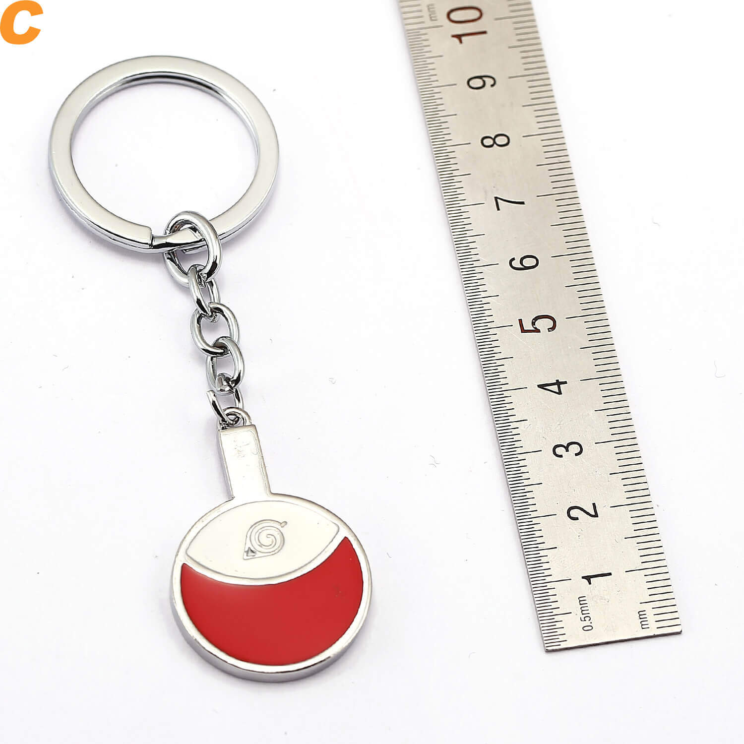 Anime Naruto Sabaku no Gaara Weapon Key Chains