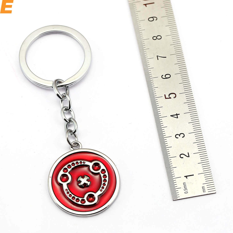 Anime Naruto Uchiha Itachi Sasuke Key Chains