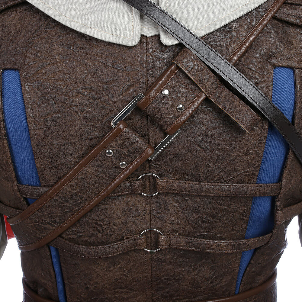 Assassin's Creed 4 Halloween Costume Edward James Kenway Cosplay Costume