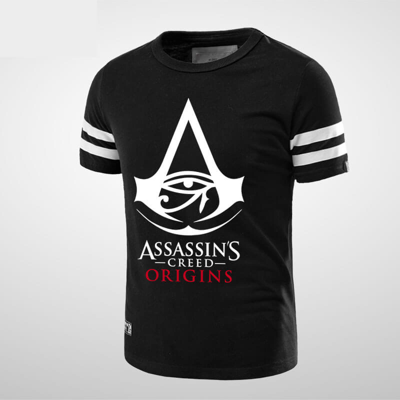 Assassin's Creed Origins Black Tshirt