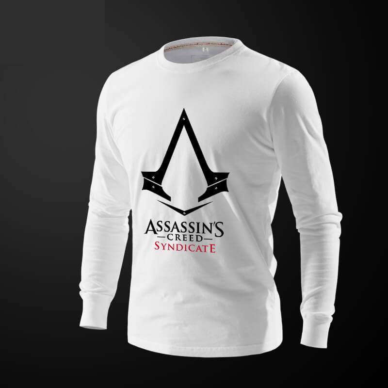 Assassin's Creed Syndicate Tshirt Long Sleeve