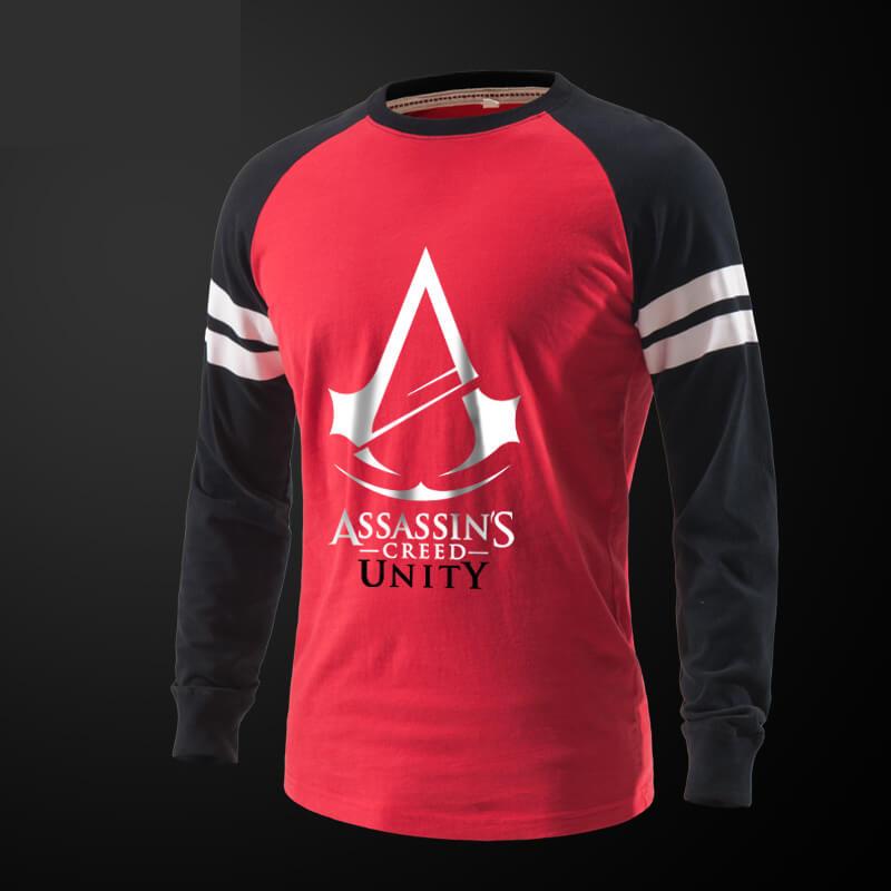 Assassin's Creed Unity Long Sleeve T-shirt