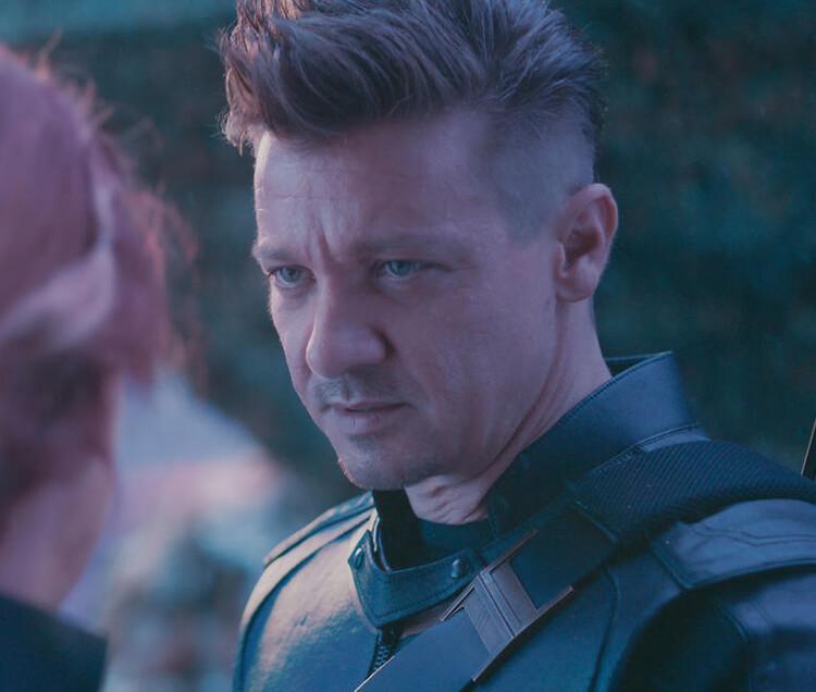 Avengers Endgame Clinton Barton Hawkeye Cosplay Costume